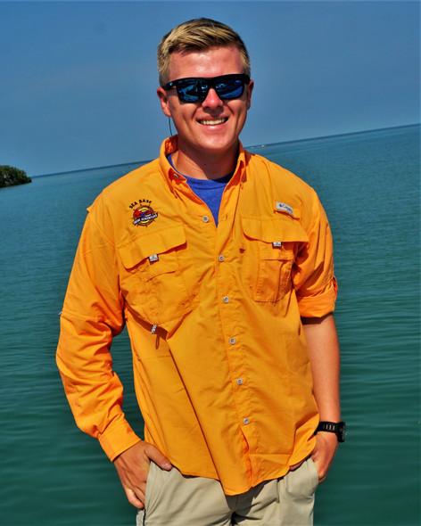 Fishing Shirt Ls 817 Columbia Sports Wear