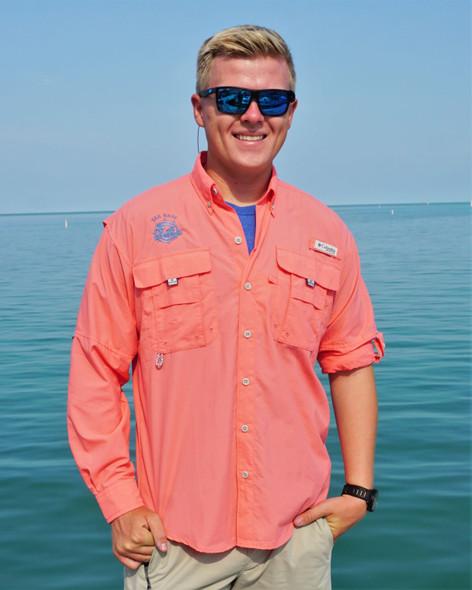 Fishing Shirt Ls 697 Columbia Sports Wear