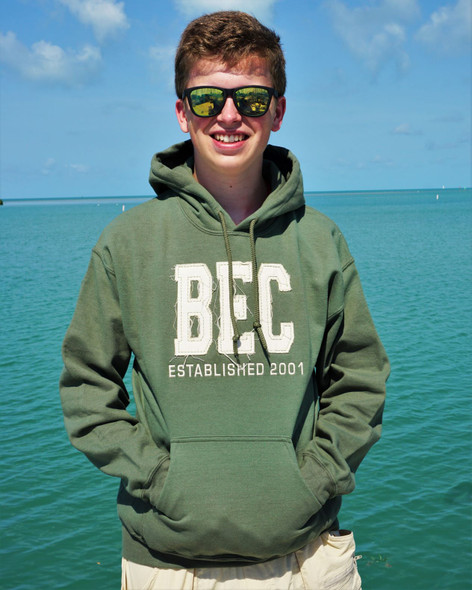 Hoodie Bec Adventure Outfitters