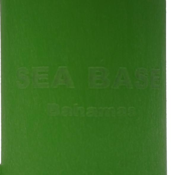 Brandable Mug Bahamas Lime Green