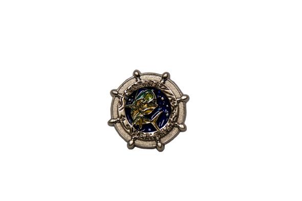 Mahi Mahi Pin Symbol Arts