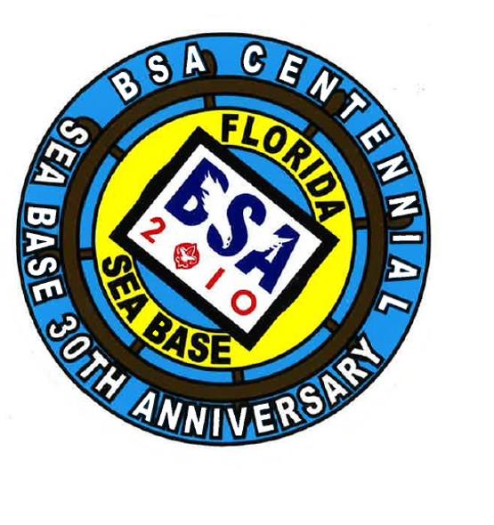 Sticker Bsa Centennial 30Th Adventure Outfitters