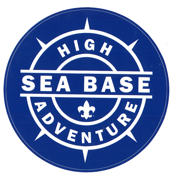 Sticker Sea Base H A Compass Adventure Outfitters