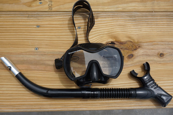 Mask and Snorkel Combo
