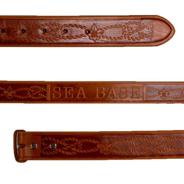 Leather Belt Dunraven Enterprises
