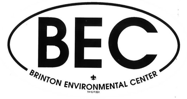 Sticker BEC Oval Decal Adventure Outfitters
