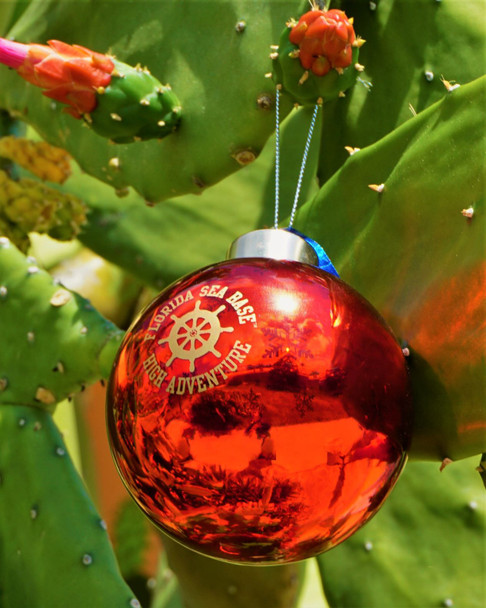 Ornament FSB Logo Red Adventure Outfitters