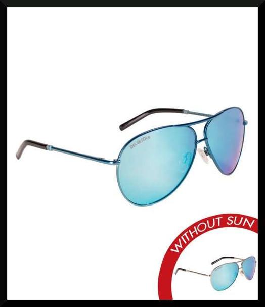 Summertime Blue Del Sol