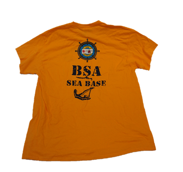 Drop Anchor USVI Short Sleeve Shirt Adventure Outfitters