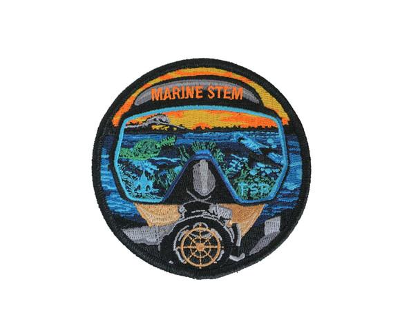 Stem Patch Snorkel A-B Emblem