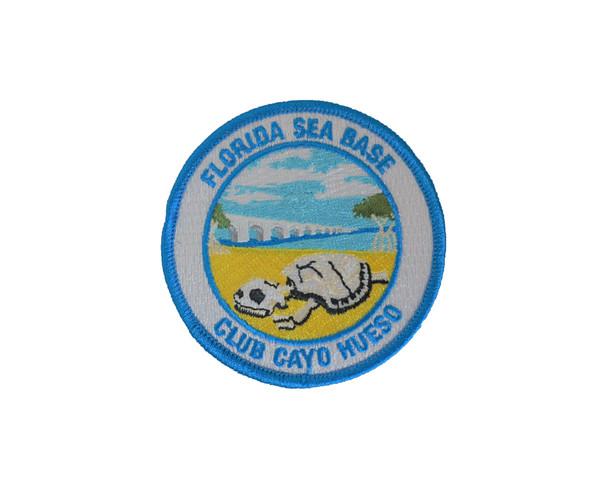 Patch Club Cayo Hueso A-B Emblem