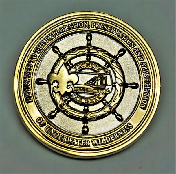 Buckle FSB Logo & Silver Symbol Arts