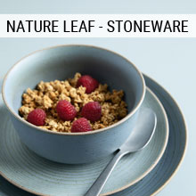 Thomas Nature Leaf Stoneware