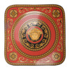thumbnail image of Service Plate, 13 inch | Versace Medusa Red