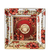 thumbnail image of Tray, 11 inch | Versace Christmas Blooms