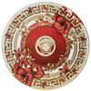 thumbnail image of Tray - Tart Platter, 13 inch | Versace Christmas Blooms
