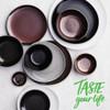 thumbnail image of Soup Plate, Deep, Pearl Grey, 8 2/3 inch | Junto