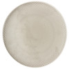 thumbnail image of Service Plate, Flat, Pearl Grey, 12 5/8 inch | Junto