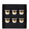 thumbnail image of Set of 6 Mugs, Small, without Handle | I Love Baroque