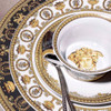 thumbnail image of Cream Soup Cup and Saucer, 6 3/4 inch | I Love Baroque