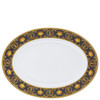 thumbnail image of Platter, 15 3/4 inch | I Love Baroque Nero
