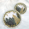 thumbnail image of Rim Soup Plate, 8 1/2 inch | A Winter's Night