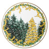 thumbnail image of Tray, Tart Platter, 13 inch | A Winter's Night