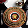 thumbnail image of Soup Plates Set, 2 pieces, 8 1/2 inch | Medusa Red