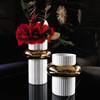 thumbnail image of Vase, 15 inch | Ode Gold