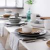 thumbnail image of Gourmet Plate, 8 2/3 inch | Joyn White