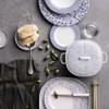 thumbnail image of Soy Sauce Dish, 2 3/4 inch | Moon Cipango Blue