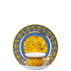 thumbnail image of Tea Cup, Tea Saucer & Dessert Plate Set, 3 pieces | 25 Years Floralia Blue