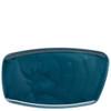 thumbnail image of Platter, 15 x 9 1/2 inch   Junto Ocean Blue