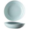 thumbnail image of Plate, Deep, 9 7/8 x 9 1/2 inch   Junto Opal Green