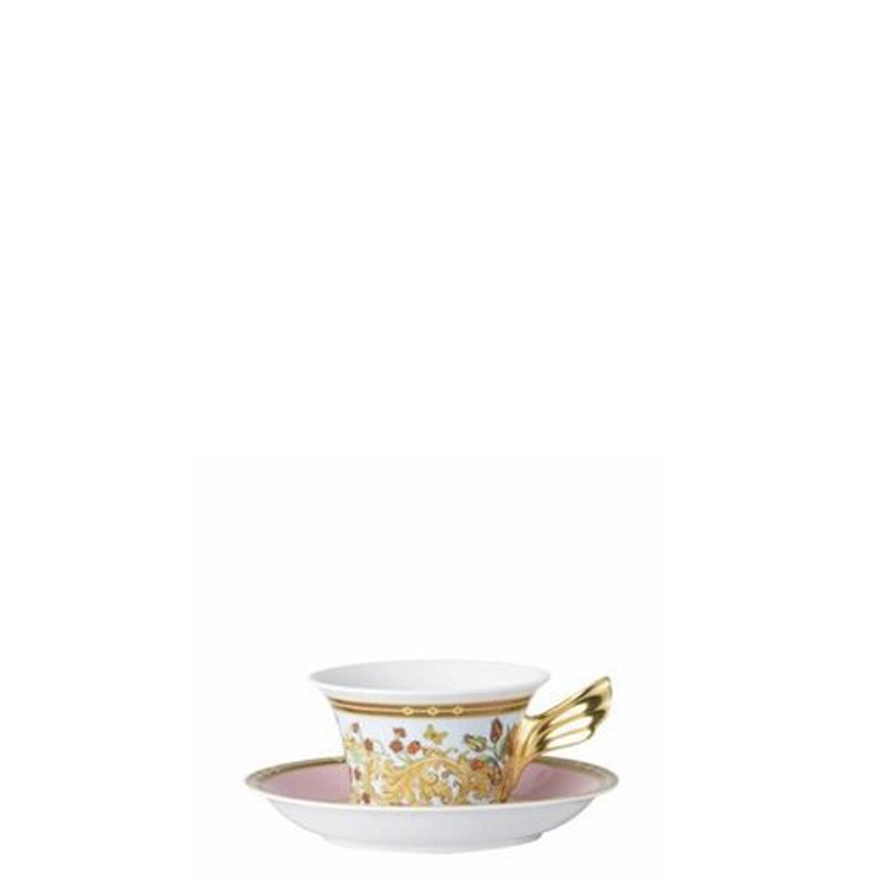 Versace Butterfly 6 1//3-Inch Garden Saucer