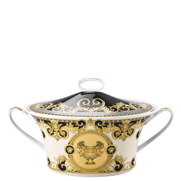Vegetable Bowl, Covered | Versace Prestige Gala