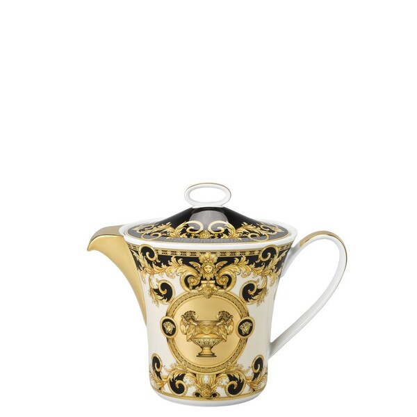 Tea Pot, 43 ounce | Versace Prestige Gala