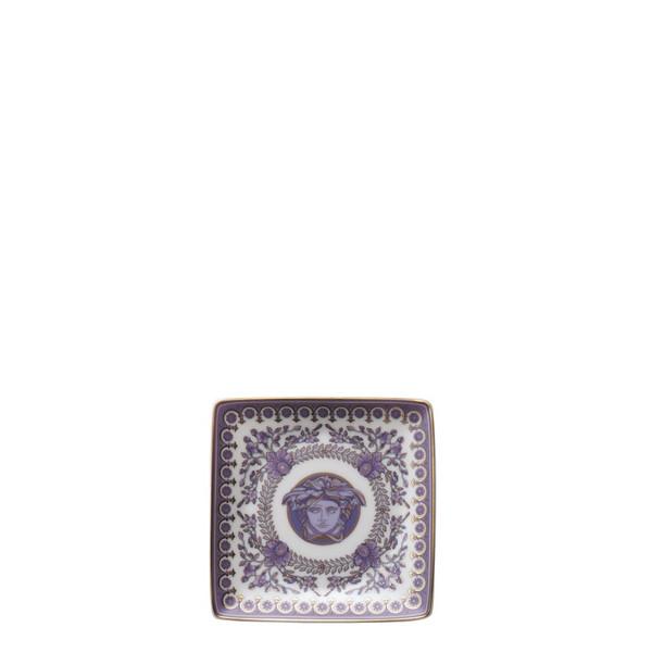 Canape Dish, Porcelain, 4 3/4 inch | Versace Le Grand Divertissement