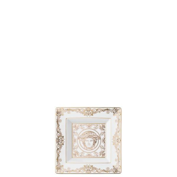 Tray, Porcelain, 5 1/2 inch | Versace Medusa Gala