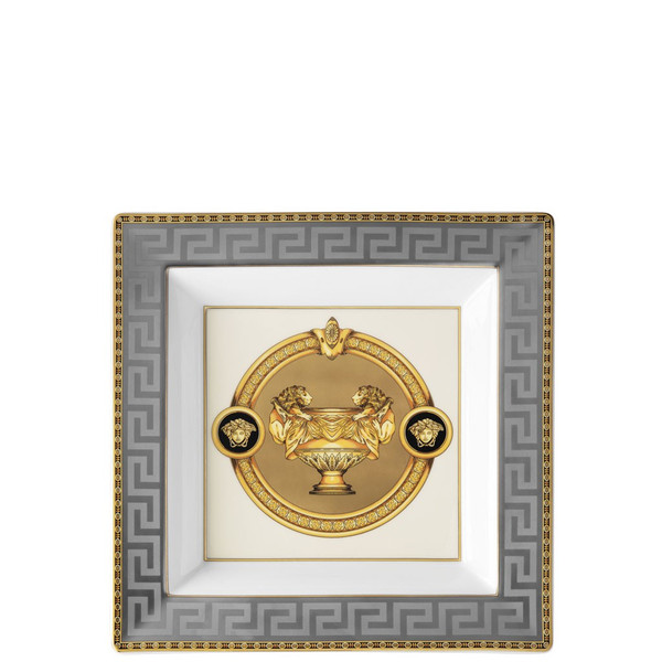 write a review for Tray, Square, 8 1/2 inch | Versace Prestige Gala