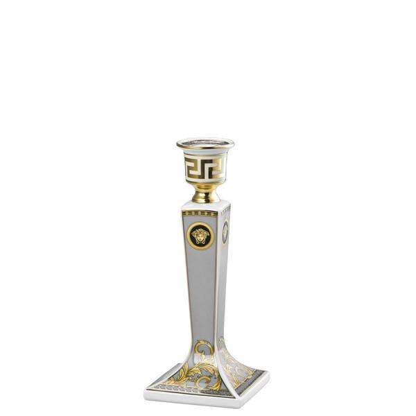 Candleholder Porcelain, 8 inch | Versace Prestige Gala