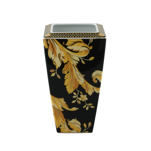 Vase, Porcelain, 9 1/2 inch | Versace Vanity