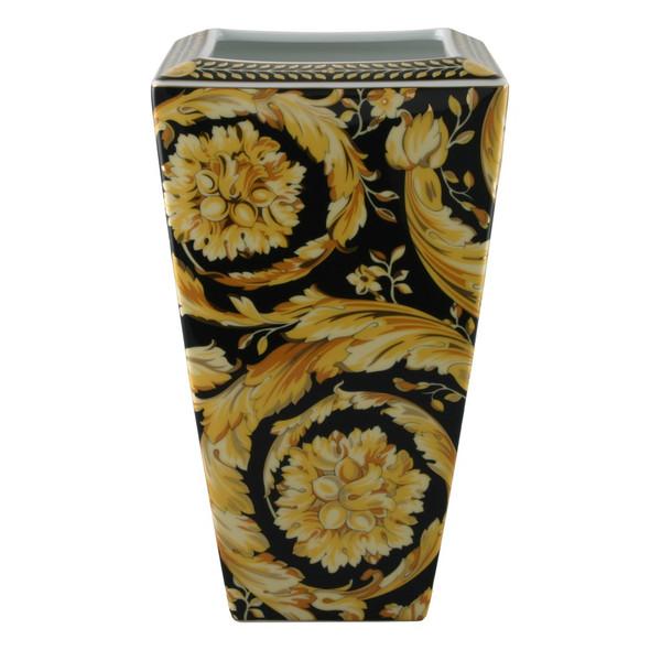 Vase, Porcelain, 12 1/2 inch | Versace Vanity