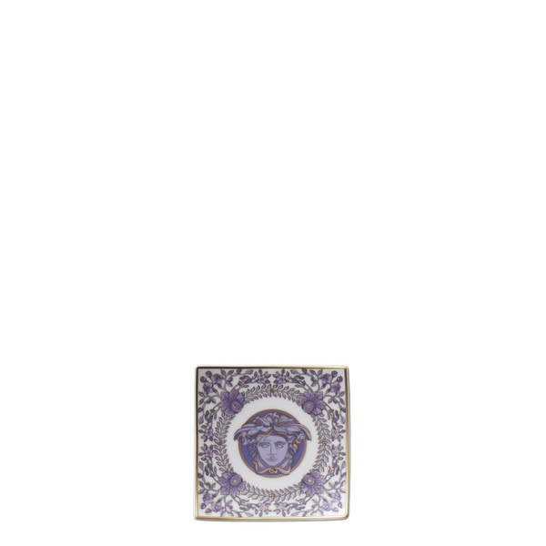 Tray, Porcelain, 3 1/2 inch | Versace Le Grand Divertissement