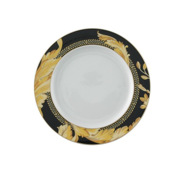 Salad Plate, 8 1/2 inch | Versace Vanity