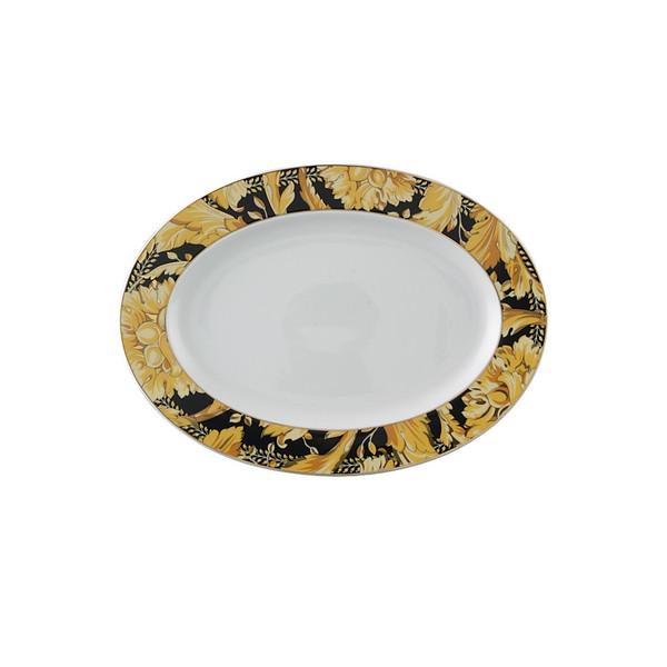 Platter, 13 1/4 inch | Versace Vanity