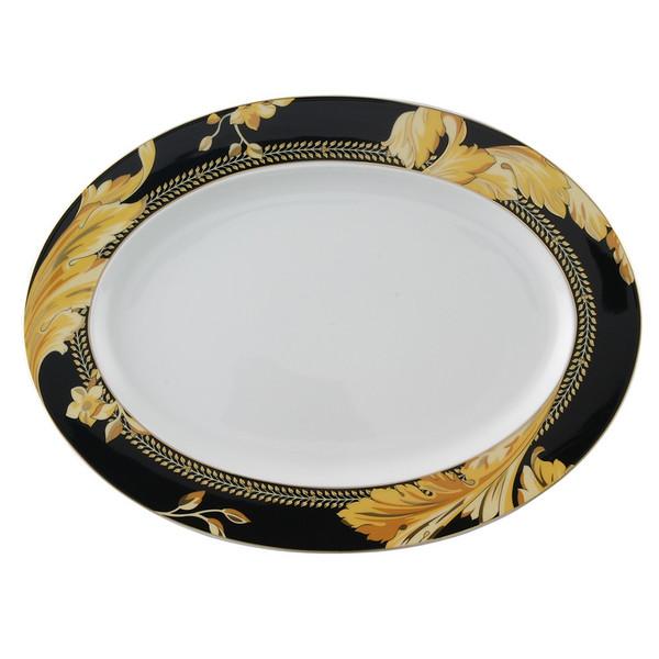 Platter, 15 3/4 inch | Versace Vanity