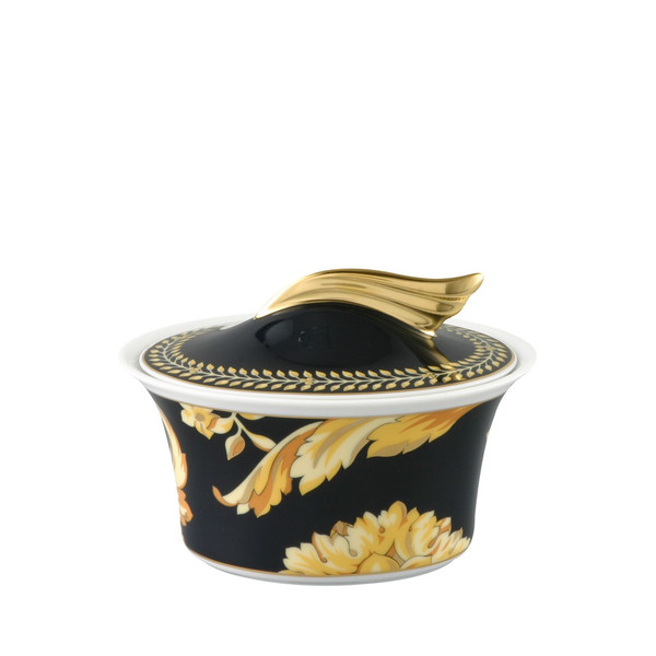 Sugar Bowl, Covered, 7 ounce | Versace Vanity