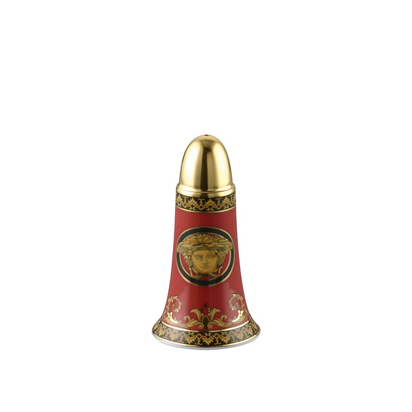 Pepper Shaker | Versace Medusa Red