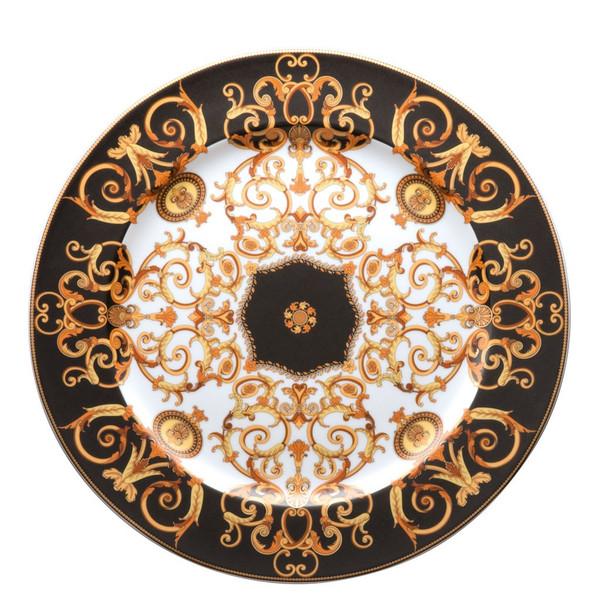 Service Plate, 12 inch | Versace Barocco